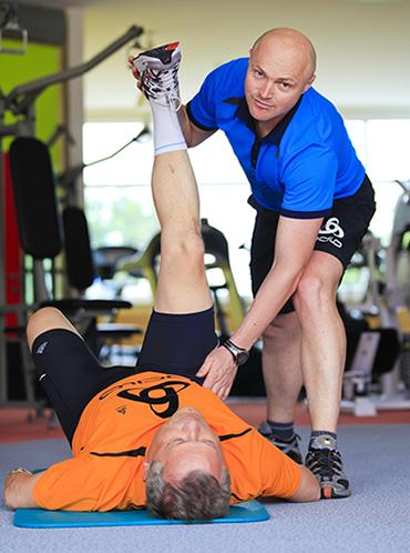 Joachim Ortner Training